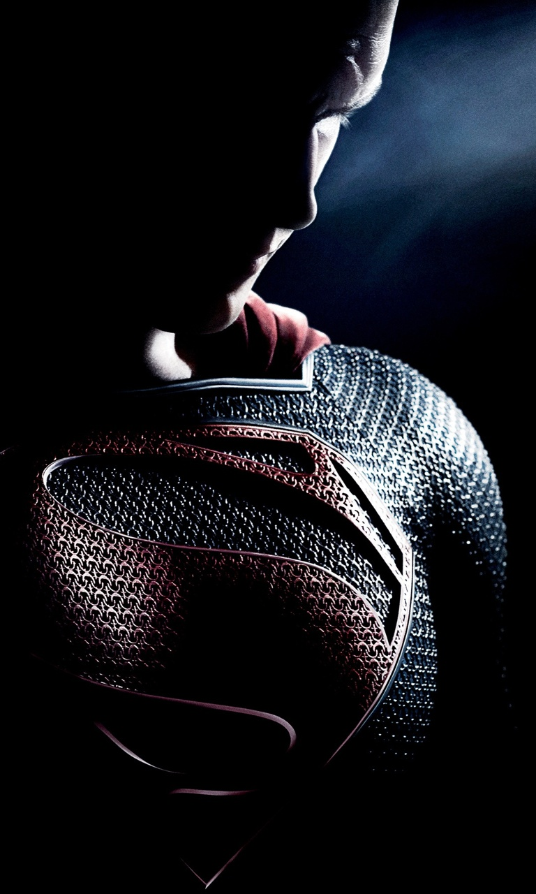 Download Free Man Of Steel Mobile Phone Wallpaper