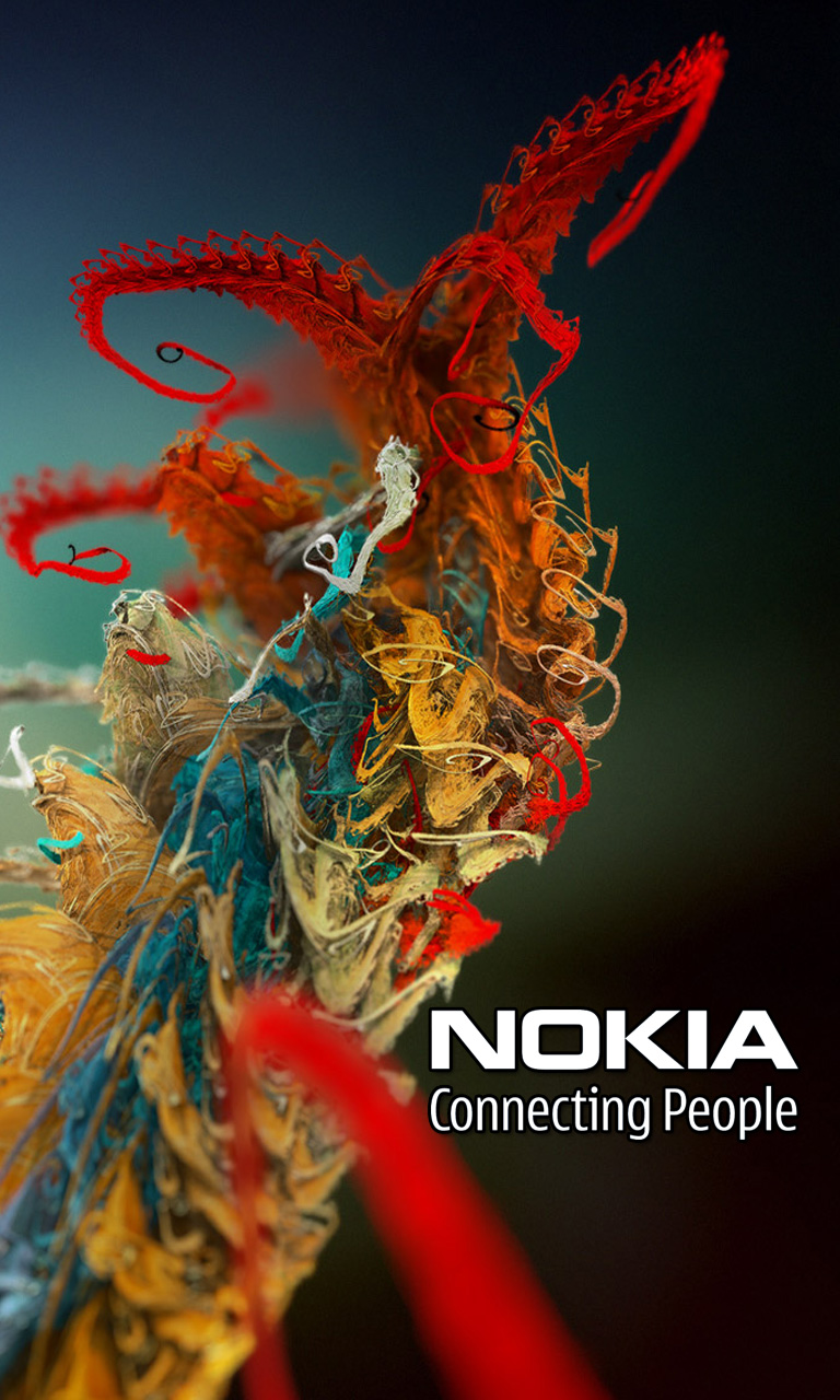 Download Free Mobile Phone Wallpaper Nokia Colors
