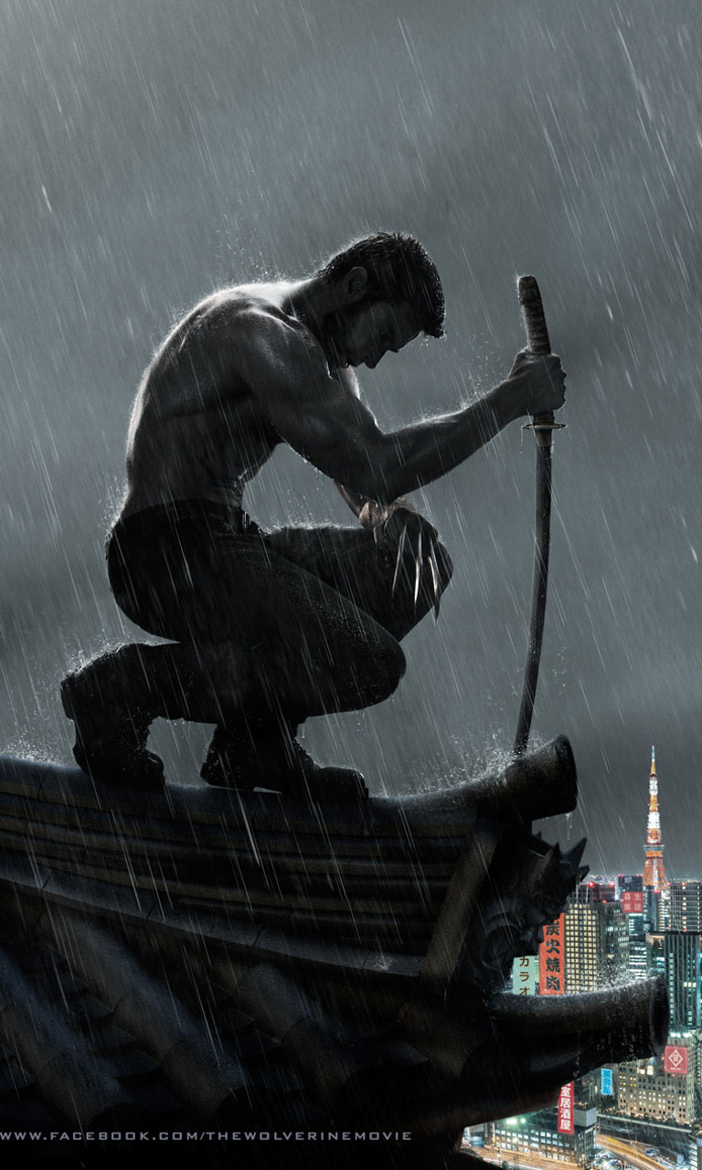 Download Free Mobile Phone Wallpaper The Wolverine