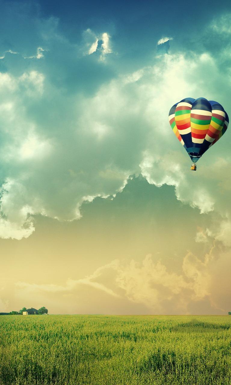 Galaxy S4 Ballon