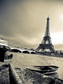 Paris Hd  Mobile Phone Wallpaper