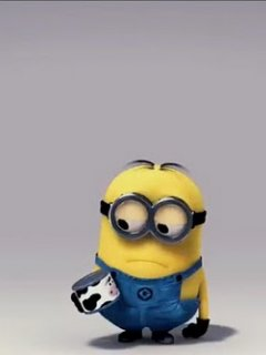 Despicable Me Minion  Mobile Phone Wallpaper