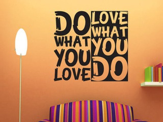 Do What You Love mobile Mobile Phone Wallpaper
