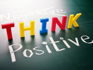 Think Positive mobile Mobile Phone Wallpaper