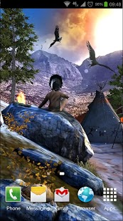 Native American 3D
