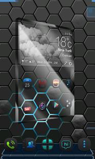 Next honeycomb