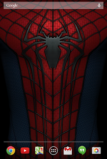 amazing spider man 3d live wallpaper for pc
