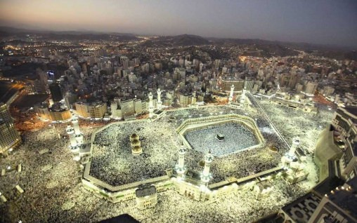 Download Free Android Wallpaper Makkah - 2786
