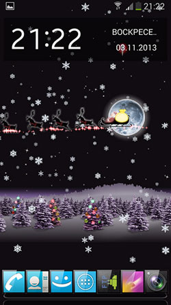 Christmas Santa HD
