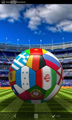 Download Free Android Wallpaper Football 3d 2988