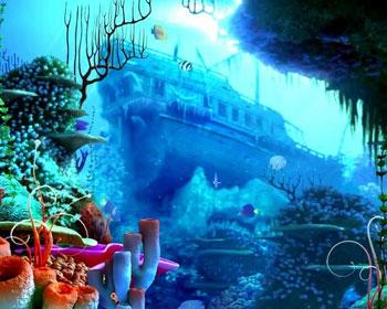 Aquarium QMobile NOIR A10 Wallpaper