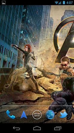 The Avengers QMobile NOIR A10 Wallpaper
