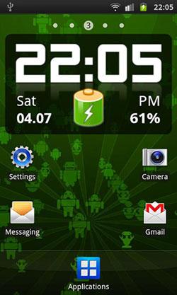 Androids! QMobile NOIR A10 Wallpaper