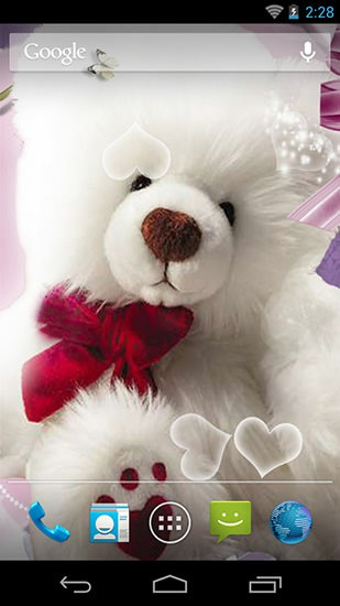 Download Free Android Wallpaper Teddy Bear Hd 3069