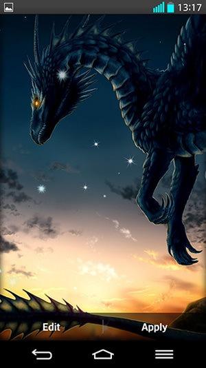 Dragon QMobile NOIR A10 Wallpaper