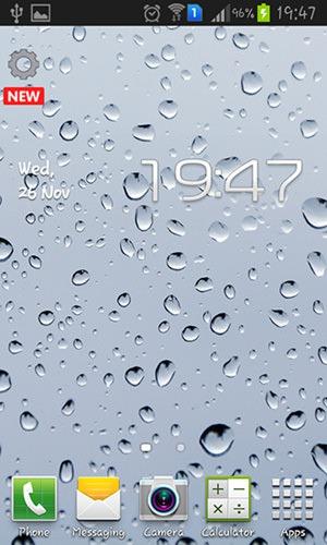 Glass QMobile NOIR A10 Wallpaper