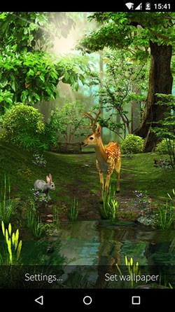Download Free Android Wallpaper Nature 3d 3182