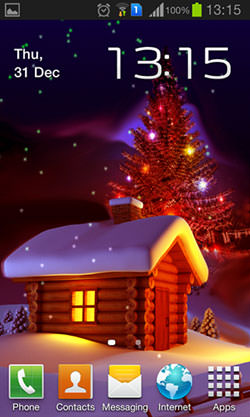 Christmas Hd Wallpaper For Android.Download Free Android Wallpaper Christmas Hd 3413