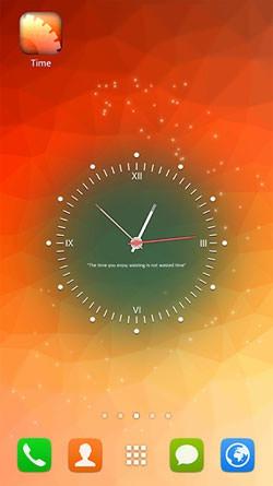Time QMobile NOIR A10 Wallpaper