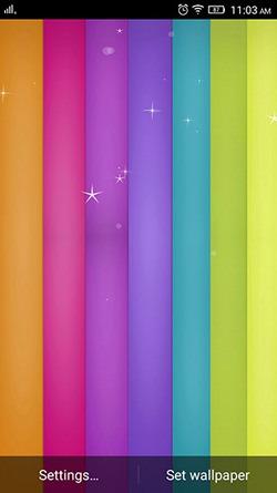 Colors QMobile NOIR A10 Wallpaper