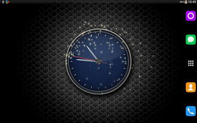 Clock QMobile NOIR A10 Wallpaper