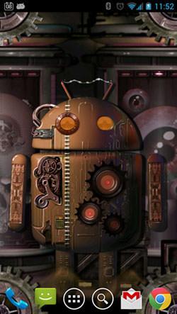 Steampunk Droid: Fear Lab