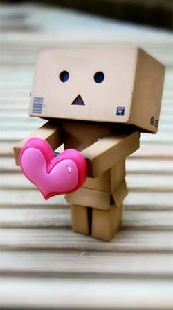 Danbo Android Mobile Phone Wallpaper