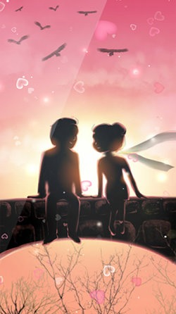 Download Free Android Wallpaper Hearts By Webelinx Love Story Games