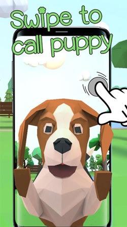 Cute Puppy 3D
