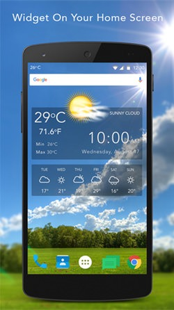 Download Free Android Wallpaper Live Weather