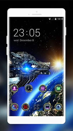 Download Free Android Wallpaper Space Galaxy 3D By Mobo Theme Apps Team