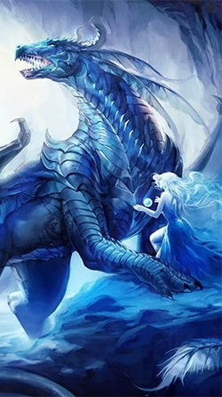 Download Free Android Wallpaper Dragon - 3980 - MobileSMSPK.net