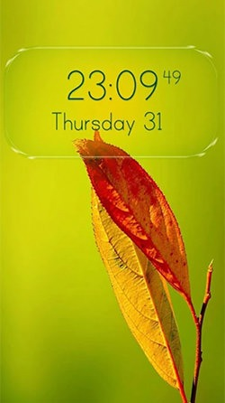 Download Free Android Wallpaper Digital Clock - 4063
