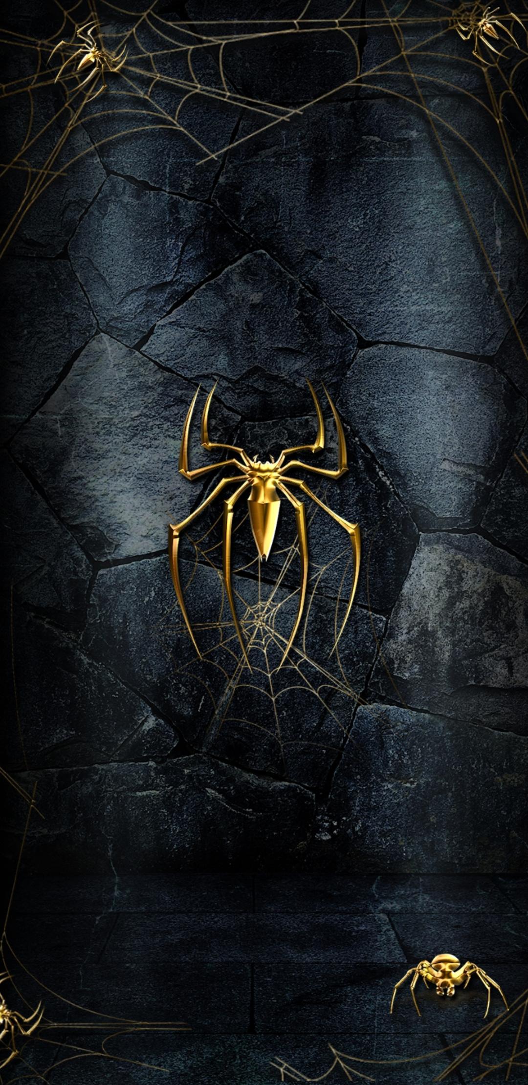 Spider  Mobile Phone Wallpaper