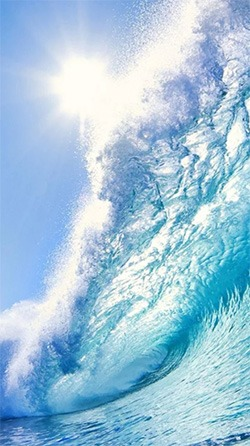 Ocean Android Mobile Phone Wallpaper