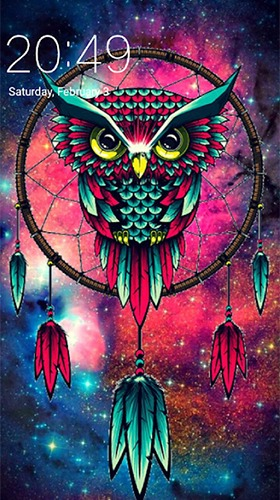 Dreamcatcher Android Mobile Phone Wallpaper