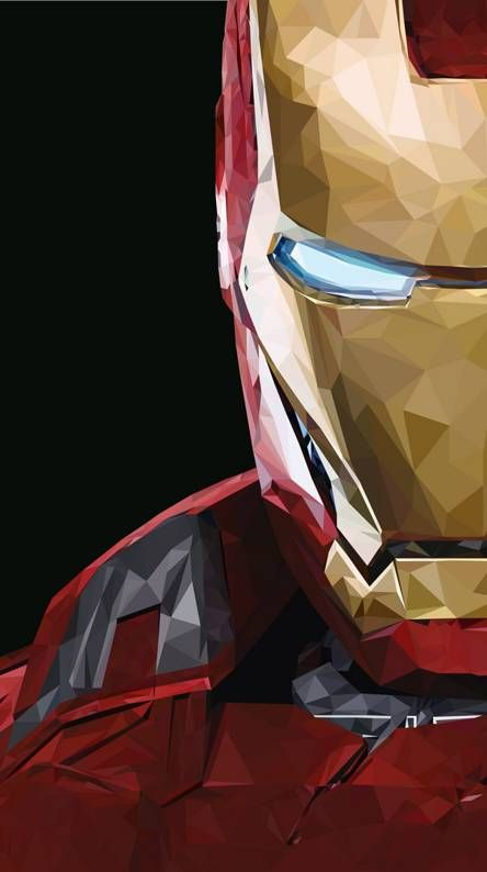Iron Man Android Mobile Phone Wallpaper
