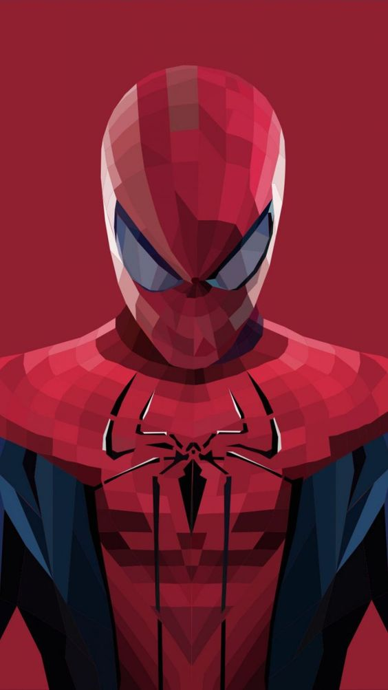 Spidey Android Mobile Phone Wallpaper