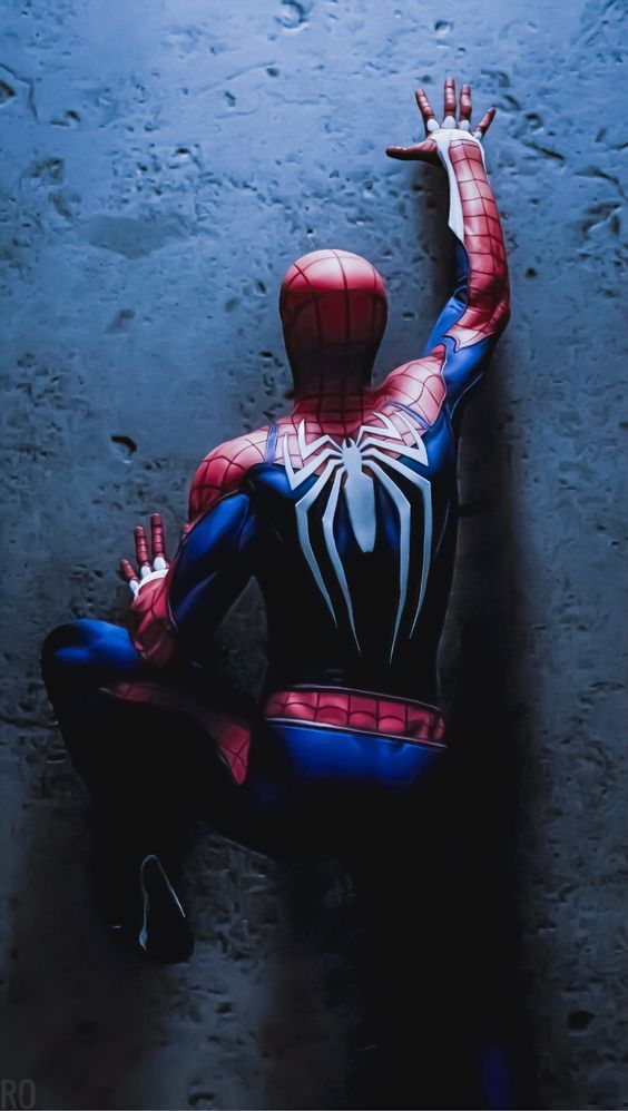 Spiderman Android Mobile Phone Wallpaper