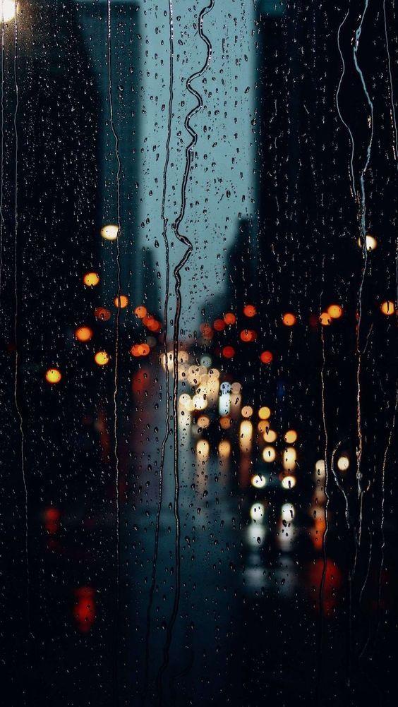 Rain Android Mobile Phone Wallpaper