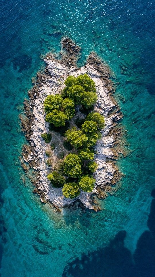 Island Android Mobile Phone Wallpaper