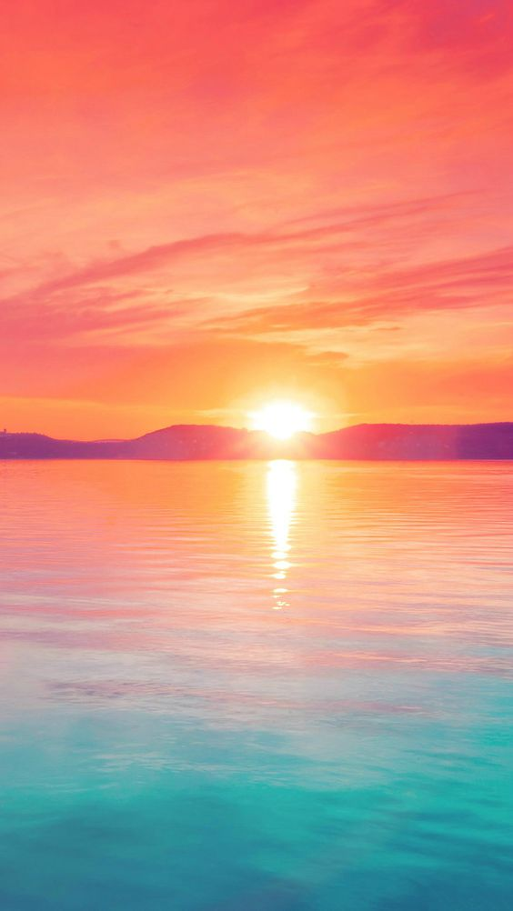 Sunrise Android Mobile Phone Wallpaper