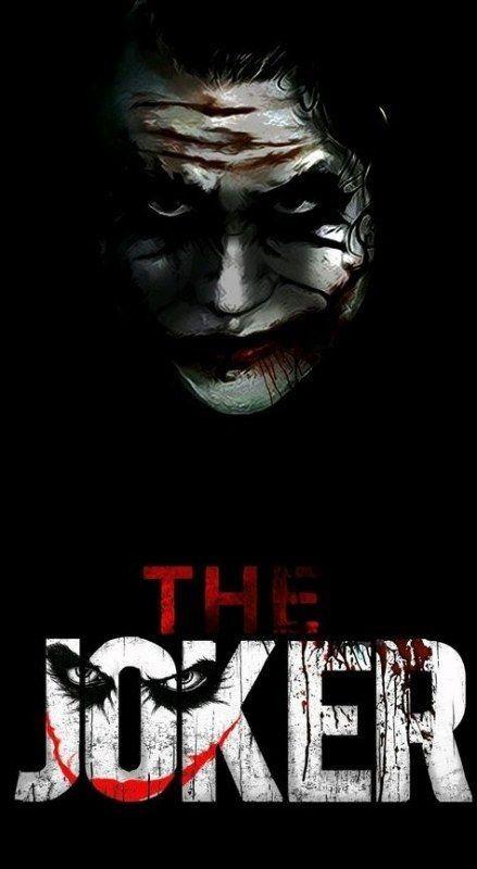 Joker Android Mobile Phone Wallpaper