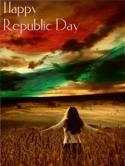Happy Republic Day  Mobile Phone Wallpaper