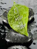 I Miss U  Mobile Phone Wallpaper