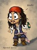 Jack Sparrow  Mobile Phone Wallpaper