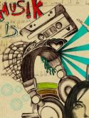 Music QMobile Hero One Wallpaper