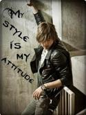 My Style My Attitude  Mobile Phone Wallpaper
