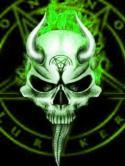 Skull  Mobile Phone Wallpaper