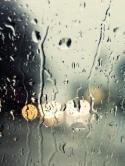 Wet Screen  Mobile Phone Wallpaper